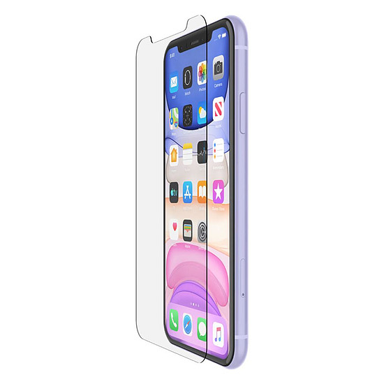 Protection d'écran Belkin Protection d'écran InvisiGlass Ultra pour iPhone 11 / XR