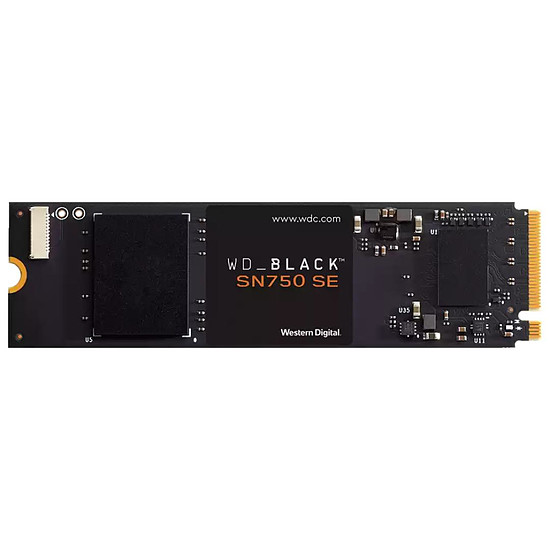 Disque SSD WD_ BLACK SN750 SE - 1 To