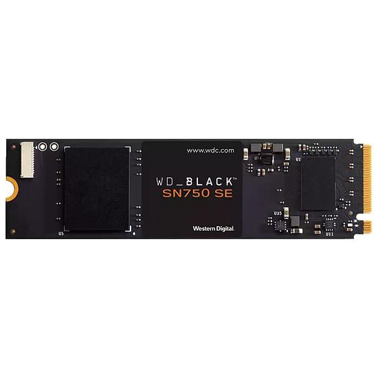 Disque SSD WD_ BLACK SN750 SE - 250 Go