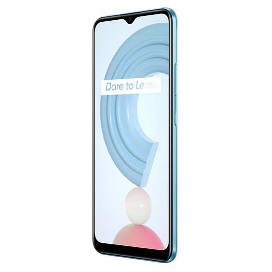 Smartphone et téléphone mobile Realme C21 Bleu - 32 Go - 3 Go