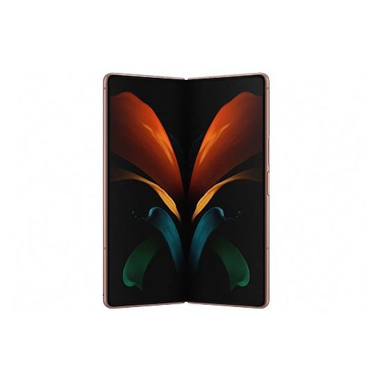 Smartphone et téléphone mobile Samsung Galaxy Z Fold 2 5G (Bronze) - 256 Go - 12 Go
