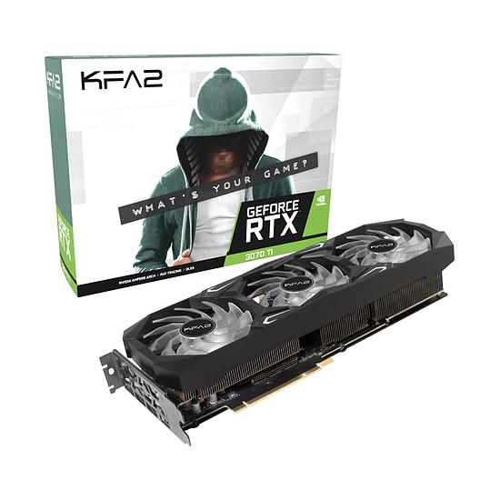 Carte graphique KFA2 GeForce RTX 3070 Ti SG