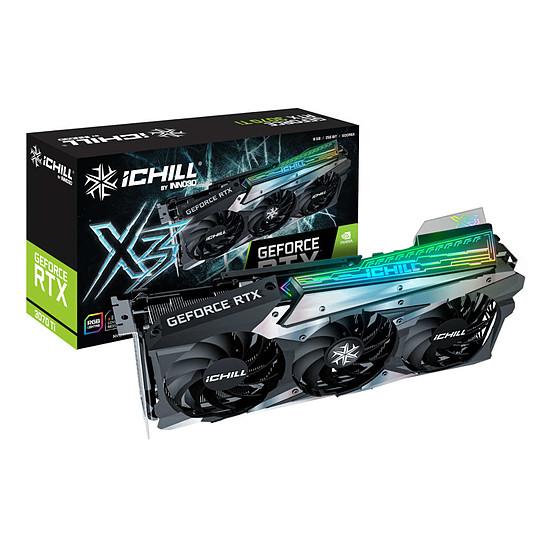 Carte graphique Inno3D GeForce RTX 3070 Ti iCHILL X3