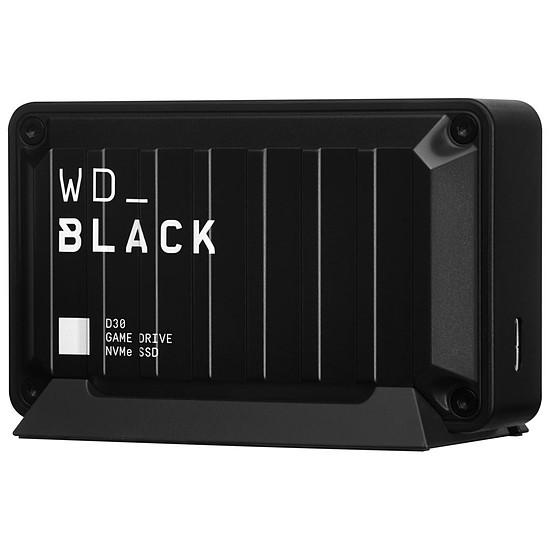 Disque dur externe WD_Black D30 Game Drive SSD - 2 To