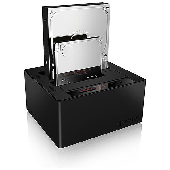 Dock pour disque dur Icy Box IB-121CL-C31