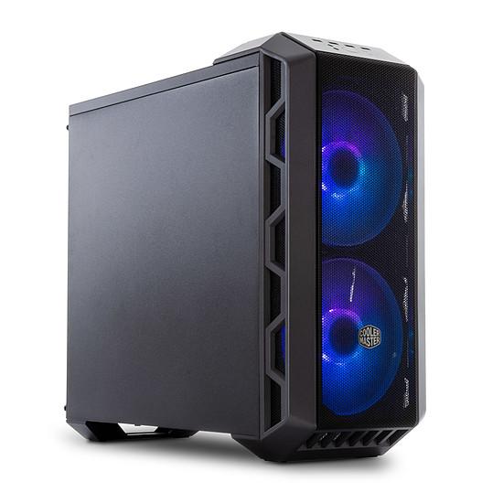 Boîtier PC Cooler Master MasterCase H500 Gris ARGB - Hellfest 2K21 Edition
