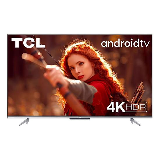 TV TCL 55P725 - TV 4K UHD HDR - 140 cm