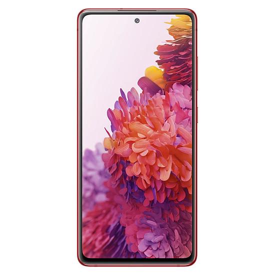 Smartphone et téléphone mobile Samsung Galaxy S20 FE G780 4G (rouge) - 128 Go - 6 Go