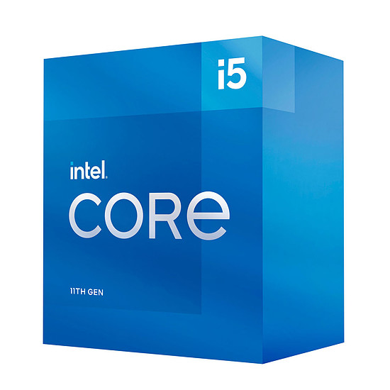 Processeur Intel Core i5 11400