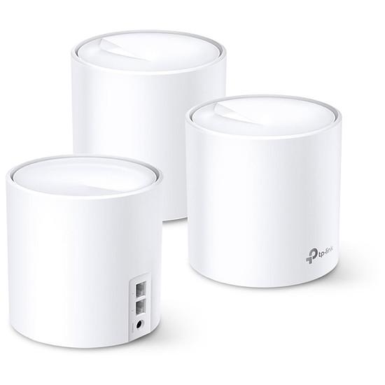 Point d'accès Wi-Fi TP-Link DECO X60 - Pack de 3