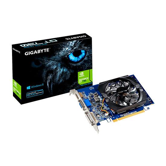 Carte graphique Gigabyte GeForce GT 730 2 Go (rev 3.0)