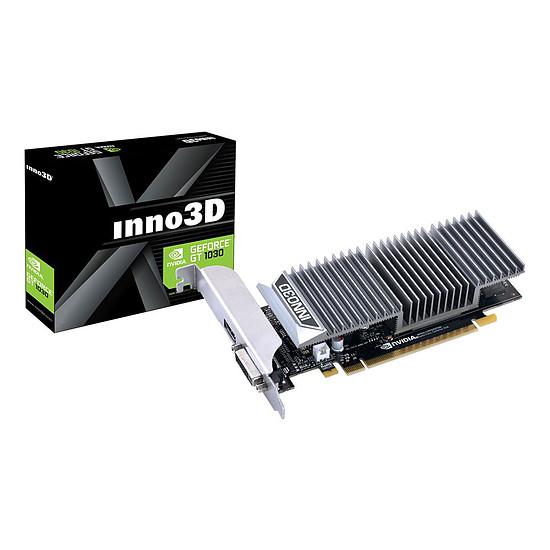 Carte graphique Inno3D GeForce GT 1030 2 Go (GDDR5)