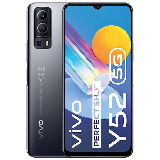 Smartphone et téléphone mobile Vivo Y52 5G (Noir) - 128 Go