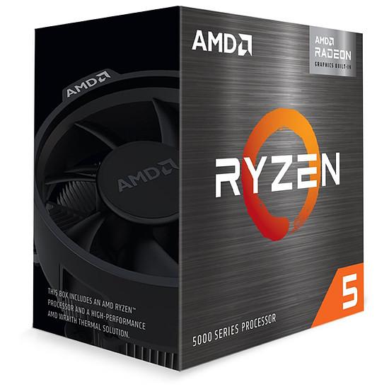Processeur AMD Ryzen 5 5600G