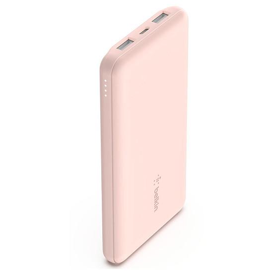 Batterie et powerbank Belkin Boost Charge 10K Rose