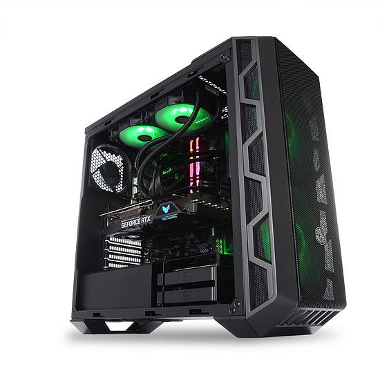 PC de bureau Materiel.net Megavolt - Powered by Asus [ Win10 - PC Gamer ]