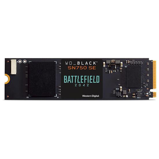 Disque SSD WD_BLACK SN750 SE Battlefield 2042 - 500 Go