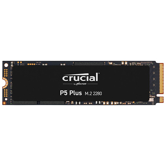 Disque SSD Crucial P5 Plus - 2 To