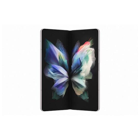 Smartphone et téléphone mobile Samsung Galaxy Z Fold 3 5G (Silver) - 256 Go - 12 Go