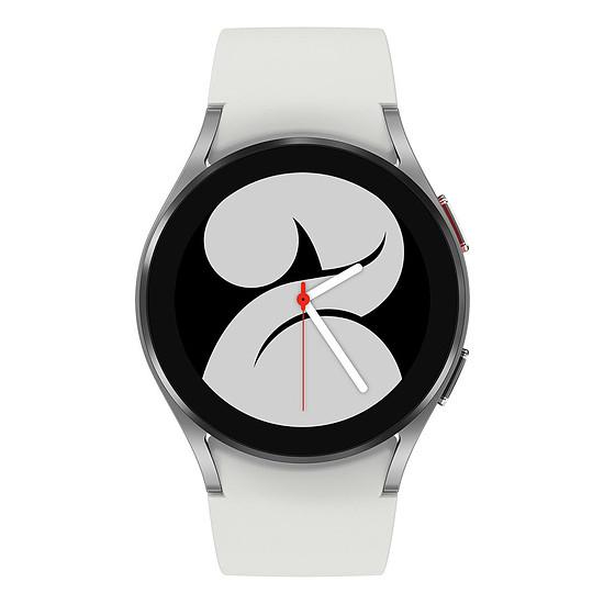 Montre connectée Samsung Galaxy Watch4 (40 mm / Argent)