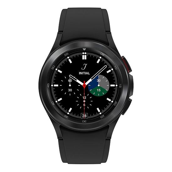 Montre connectée Samsung Galaxy Watch4 Classic (42 mm / Noir)