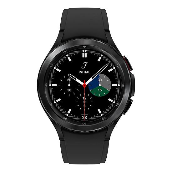Montre connectée Samsung Galaxy Watch4 Classic (46 mm / Noir)