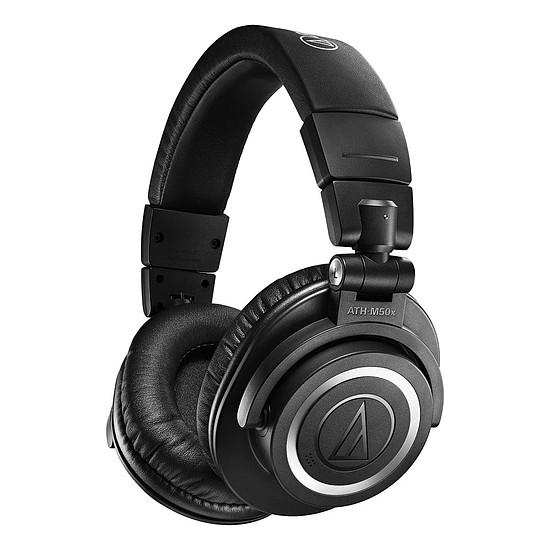 Casque Audio Audio-Technica ATH-M50xBT2
