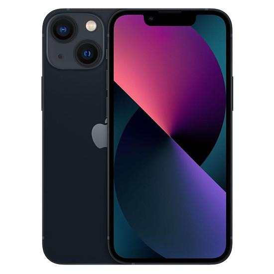 Smartphone et téléphone mobile Apple iPhone 13 mini (Minuit) - 256 Go
