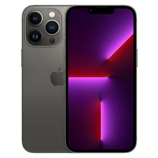 Smartphone et téléphone mobile Apple iPhone 13 Pro (Graphite) - 128 Go