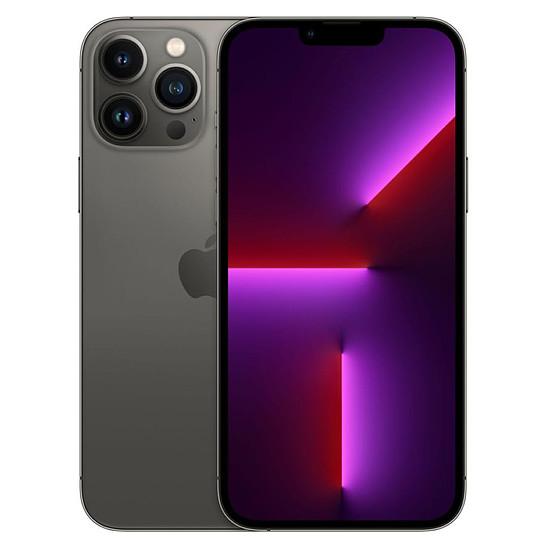 Smartphone et téléphone mobile Apple iPhone 13 Pro Max (Graphite) - 128 Go