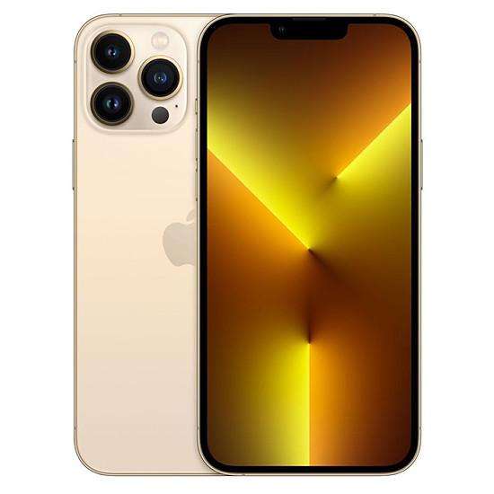 Smartphone et téléphone mobile Apple iPhone 13 Pro Max (Or) - 128 Go