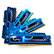 Mémoire G.Skill Kit Extreme3 4 x 8 Go 1600 MHz Ripjaws X CAS9 - Autre vue