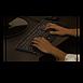 Clavier PC Logitech K740 - Autre vue
