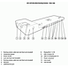 Station d'accueil PC portable HP UltraSlim Docking Station 2013 - D9Y32AA - Autre vue