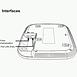 Point d'accès Wi-Fi D-Link DAP-2680 - Point d'accès Wifi AC1750 - Autre vue