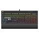 Clavier PC Corsair Strafe RGB - Cherry MX Silent - Autre vue