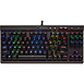 Clavier PC Corsair K65 Lux RGB - Cherry MX Red - Autre vue