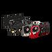 Carte graphique MSI GeForce GTX 1070 Gaming X - 8 Go - Autre vue