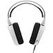 Casque micro SteelSeries Arctis 5 - Blanc - Autre vue