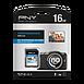 Carte mémoire PNY Performance SDHC 16 Go (80Mo/s) - Autre vue