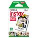 Accessoires Photo Fujifilm Film Instax Mini Monopack 10 vues - Autre vue