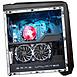 PC de bureau MSI Infinite X 8RC-055EU - i7 - 16Go - SSD - GTX1060 - Autre vue