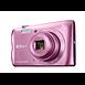 Appareil photo compact ou bridge Nikon Coolpix A300 Rose - Autre vue