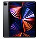 Tablette Apple iPad Pro 2021 12,9 pouces Wi-Fi + Cellular 5G - 256 Go - Gris sidéral - Autre vue