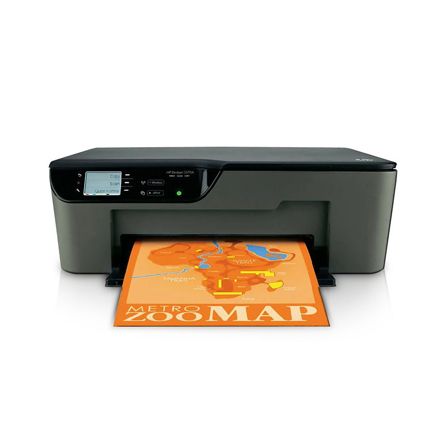 logiciel installation imprimante hp deskjet 3070a