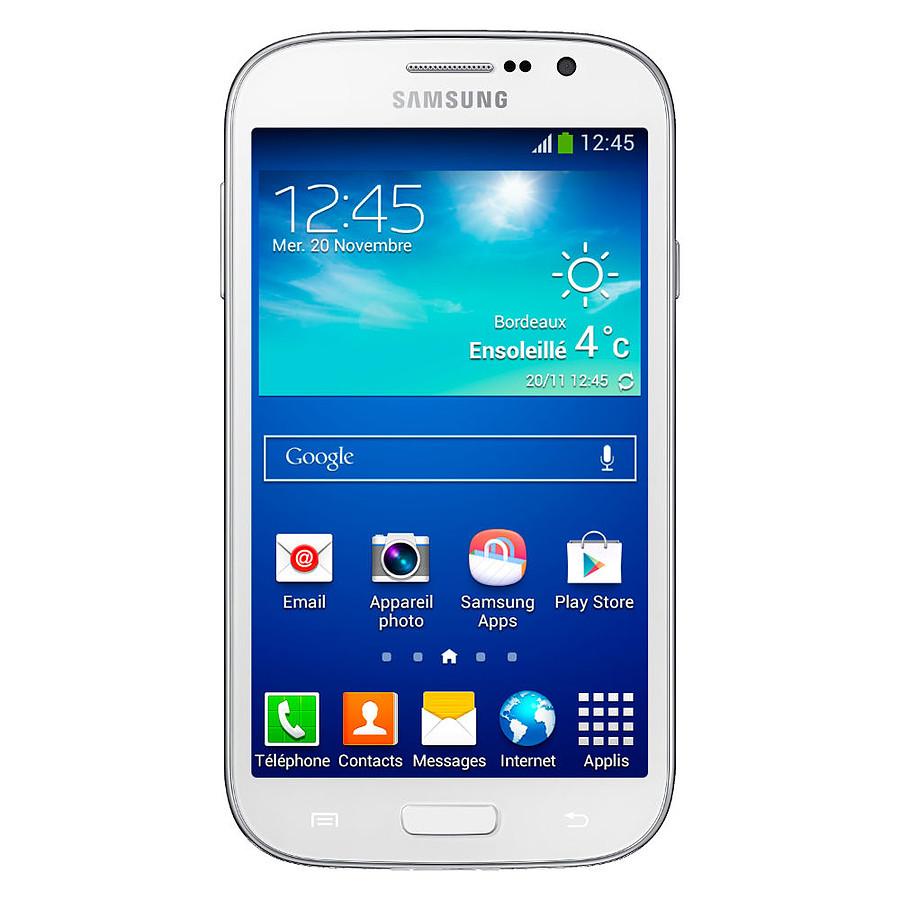 Samsung Galaxy Grand GT-I9060 (blanc)