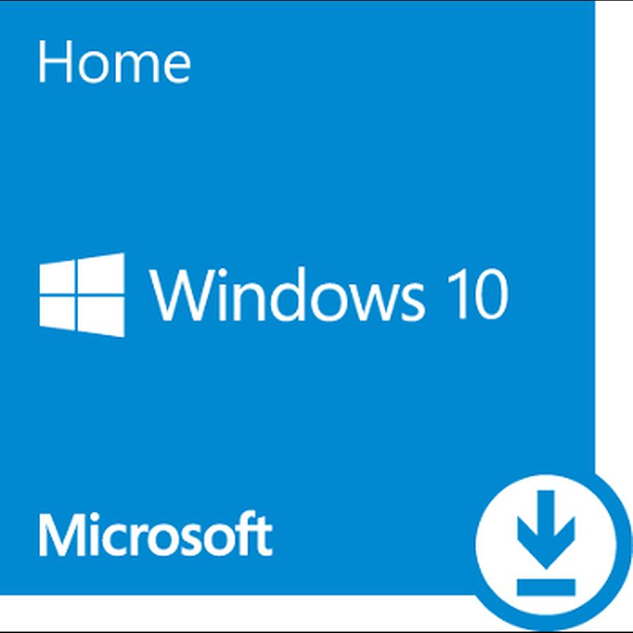 Microsoft Windows 10 Home 64 Bits Oem