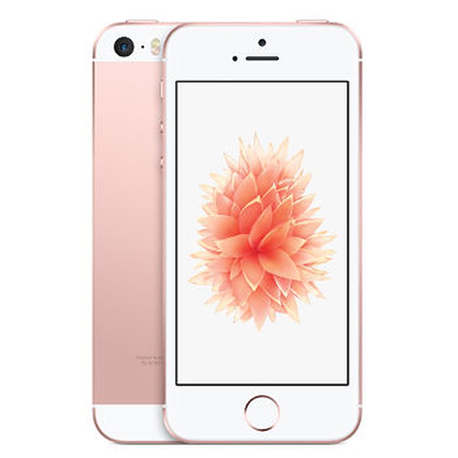apple iphone se or rose 64 go smartphone et t l phone mobile apple sur. Black Bedroom Furniture Sets. Home Design Ideas